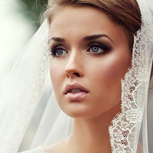 Classing Wedding Day Eye Makeup