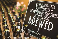 Craft Beer To Serve At Your Budget Wedding Bar