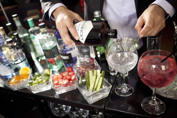 Build Your Own Gin and Tonic Bar