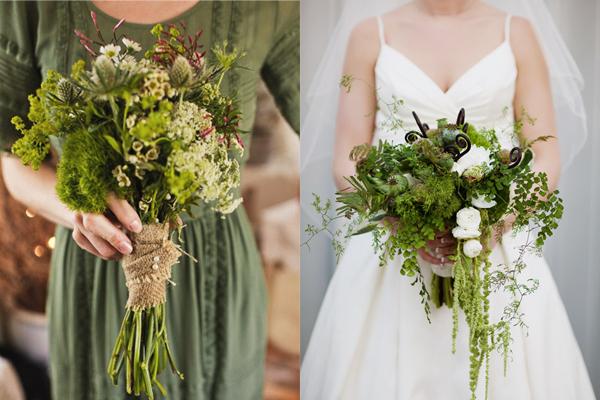 Woodsy-Wedding-Bouquets