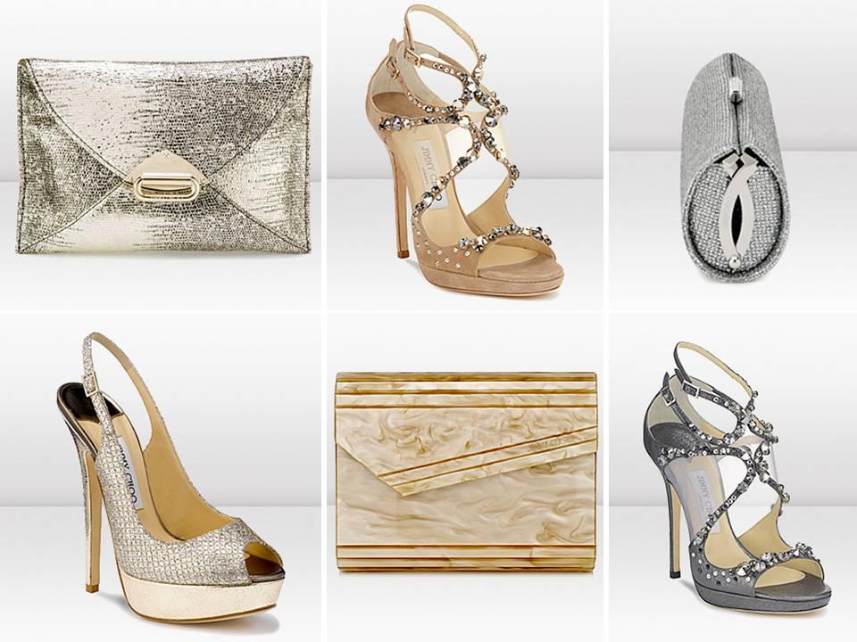 bridal-accessories-jimmy-choo-metallic-wedding-trend-bridal-heels-clutch.original