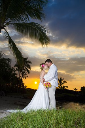 volcano wedding - creative wedding venues
