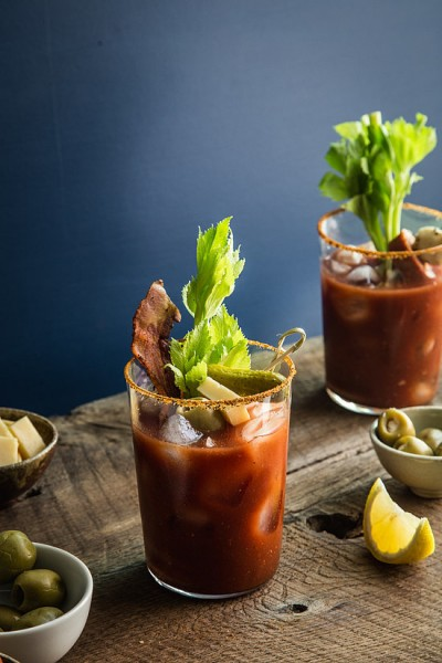 Beautiful Bloody Mary