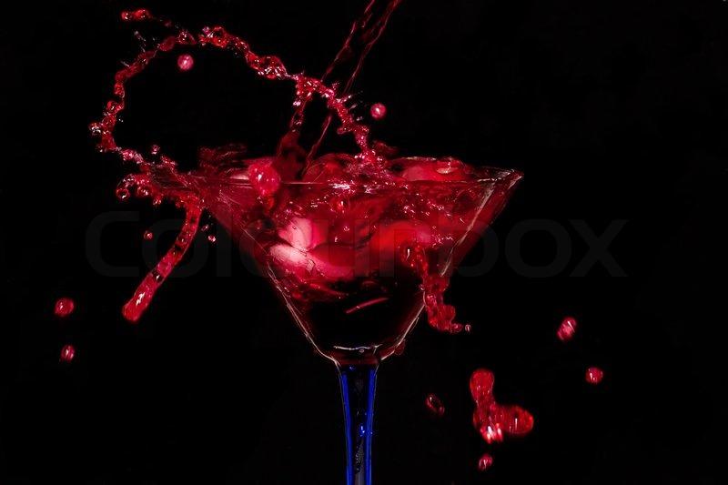wedding martinis