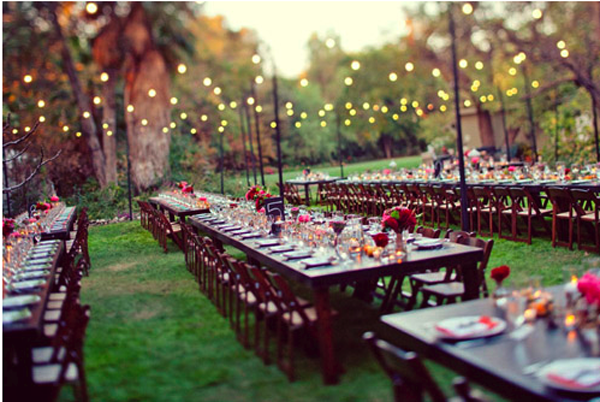 multiple-long-rustic-wedding-table