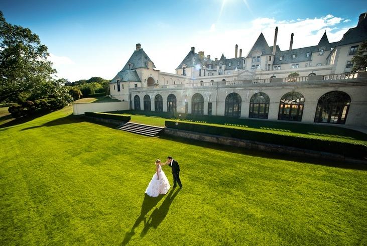 Fairy Tale Wedding In a Castle!