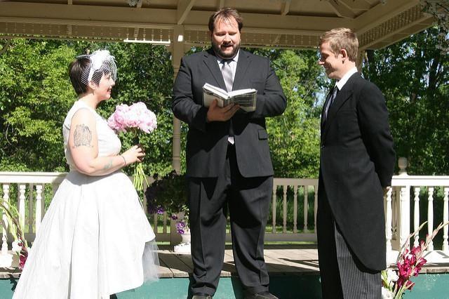 more memorable ceremony