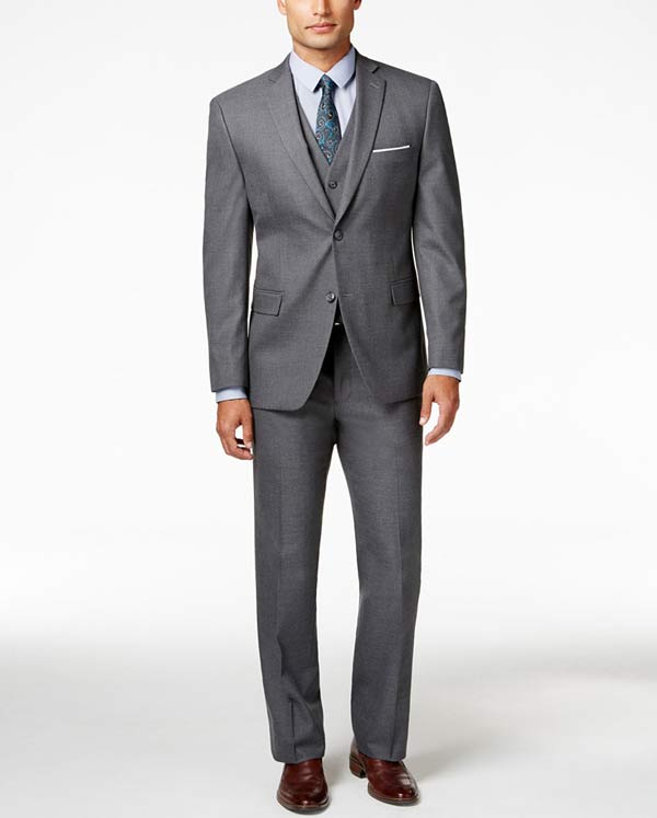 sharkskin-suit