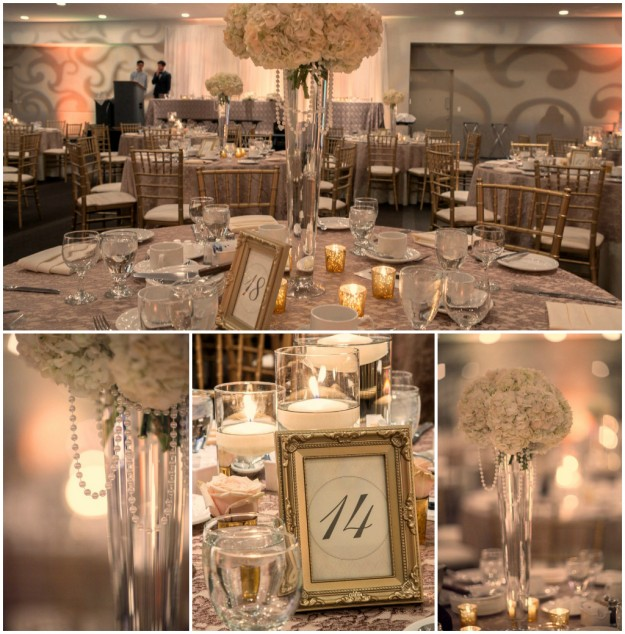 warm taupe wedding ideas