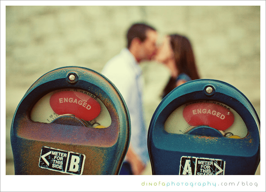 Adorable ways to announce your engagement