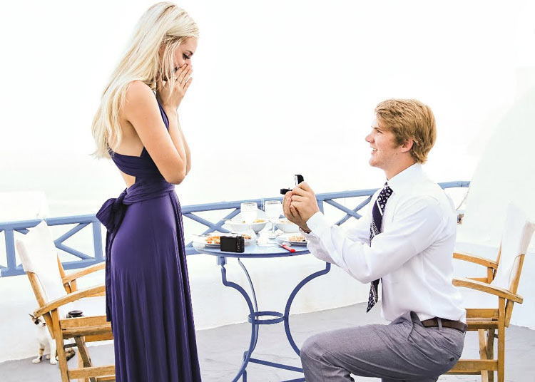 Wedding for $1000 - the quick and dirty guide to what happens after you get engaged! weddingfor1000.com