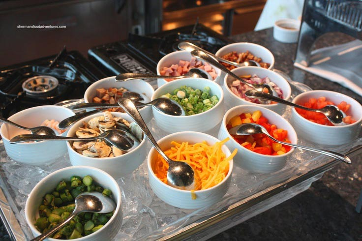 Fun Food Stations For Your Wedding Reception Wedding For