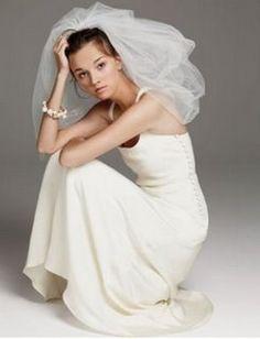 is the flyaway your perfect wedding veil? - weddingfor1000.com