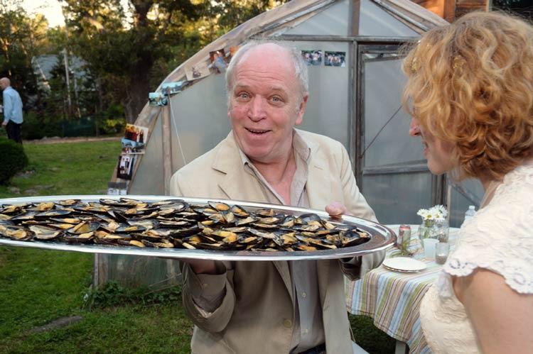 Be careful what you serve at your potluck wedding reception! weddingfor1000.com