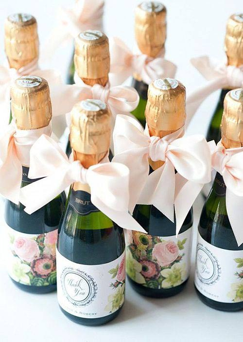 Boozy Bridal Party Gift Ideas - weddingfor1000.com