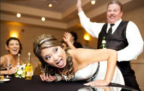 What in the...? Wedding Fails and Faux Pas - weddingfor1000.com