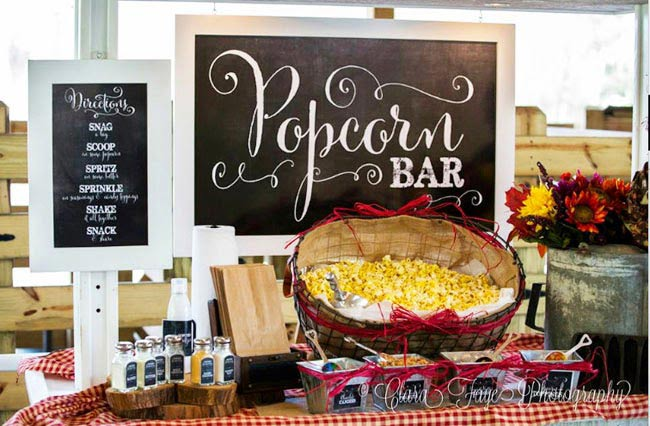 Sweet ways to entertain your wedding guests - weddingfor1000.com