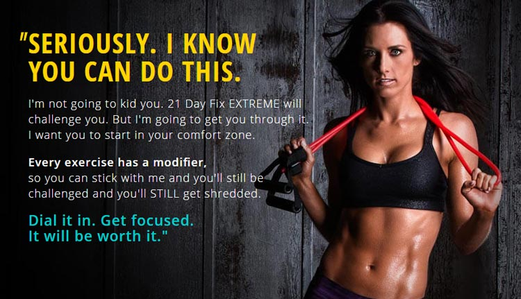 21-Day Fix: 5 of the Best Workouts When You're Sweating for the Wedding - weddingfor1000.com