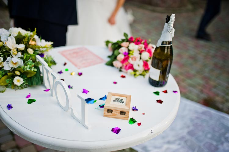 Go smaller rather than bigger - how to have a sweet micro wedding! - weddingfor1000.com