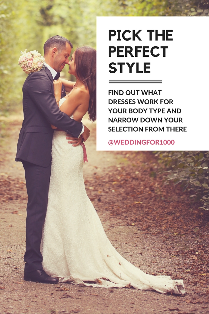 Savvy Bride Guide: Find a Wedding Dress on a Budget - weddingfor1000.com